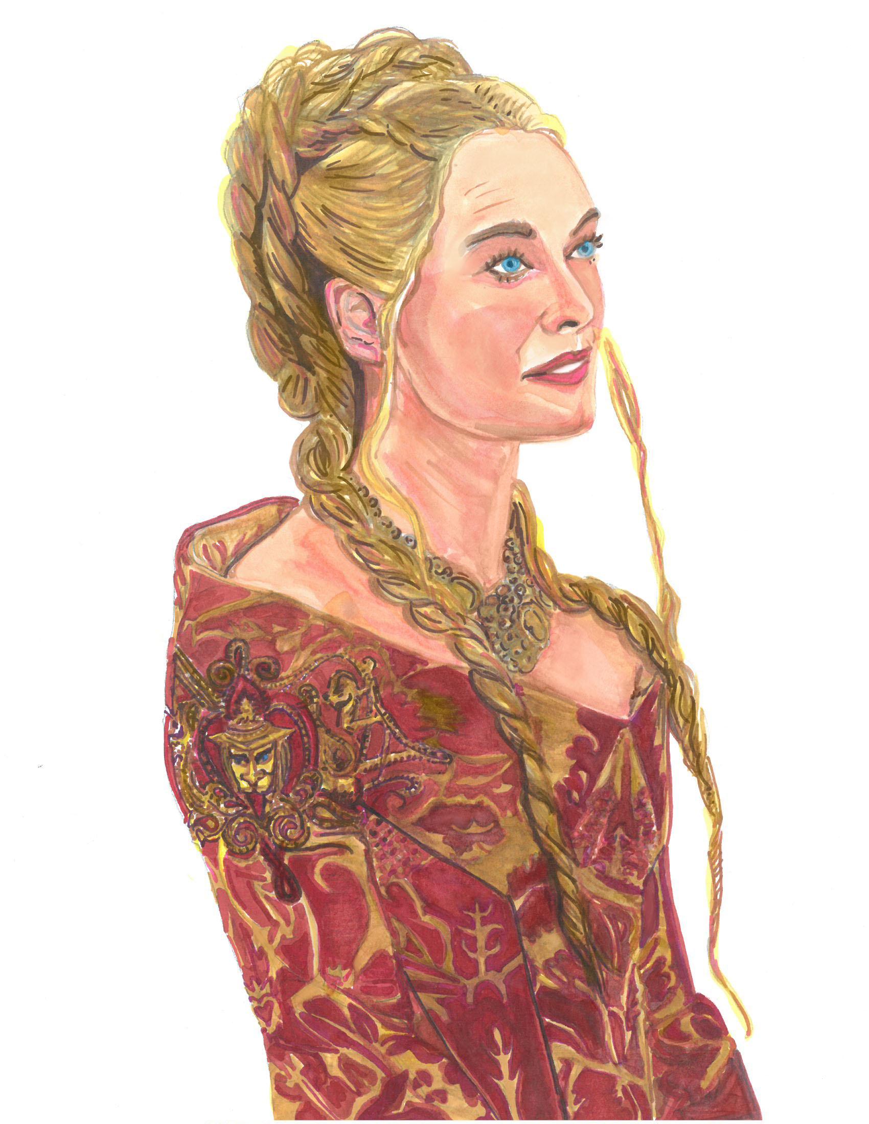 Cersei tessa dines.jpg