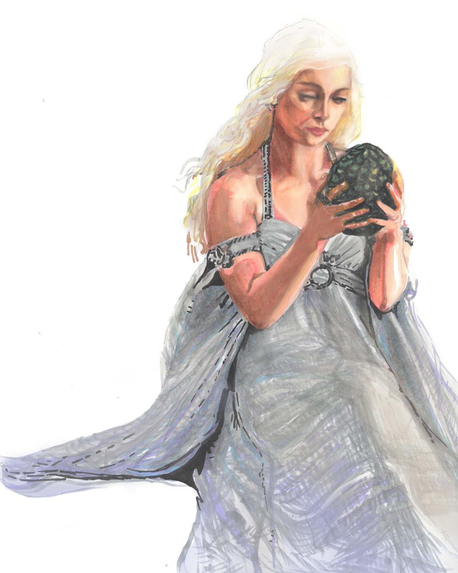 tessa+dines_Daenerys+with+dragon+egg+edited.jpg