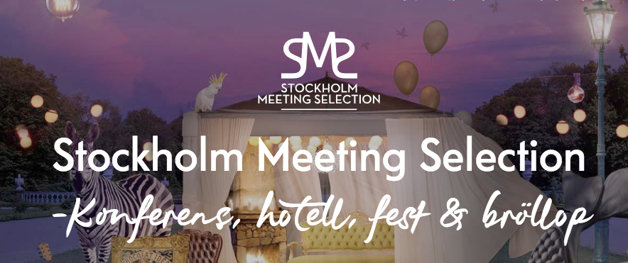 PR for Stockholm Meeting Selection in collaboration with Skills Communication