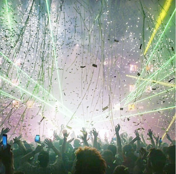 Celebration X for Sektion 3 and Spotify 2016