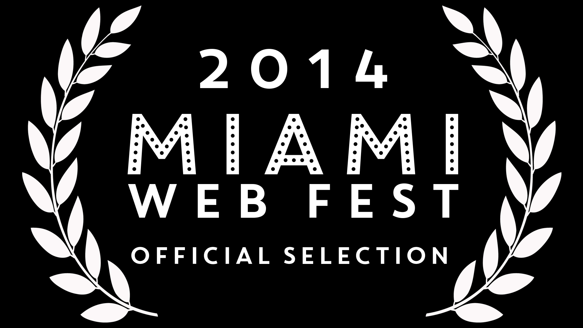"""Holding,"" the web series, created by and starring Casey McDougal was an official selection of the 2014 Miami Web Fest."