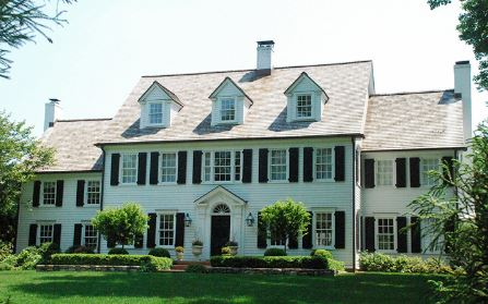 TRADITIONAL COLONIAL