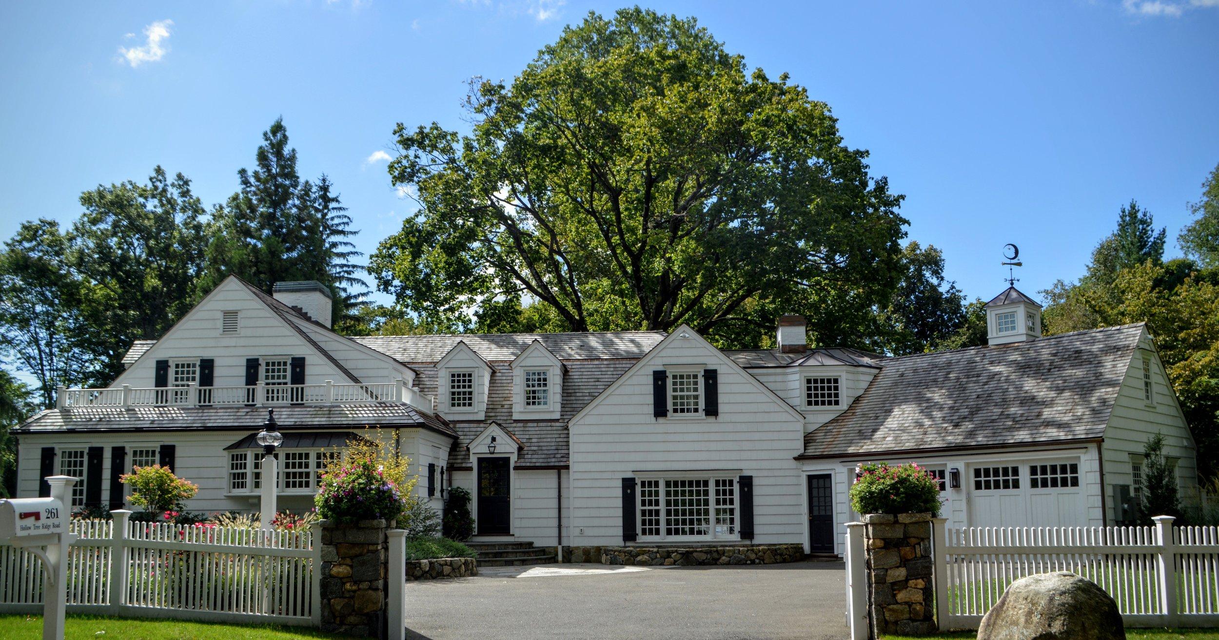Cottage Style Cape