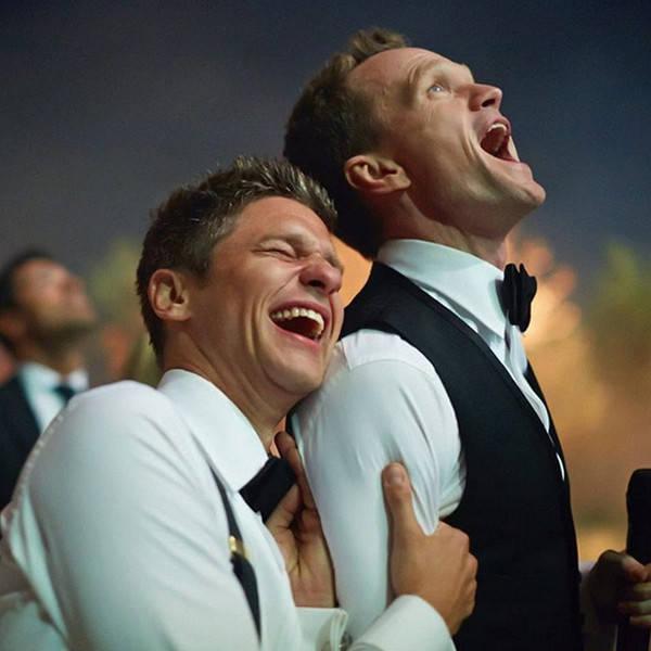 David Burtka & Neil Patrick Harris.  Photo: Instagram (@nph)