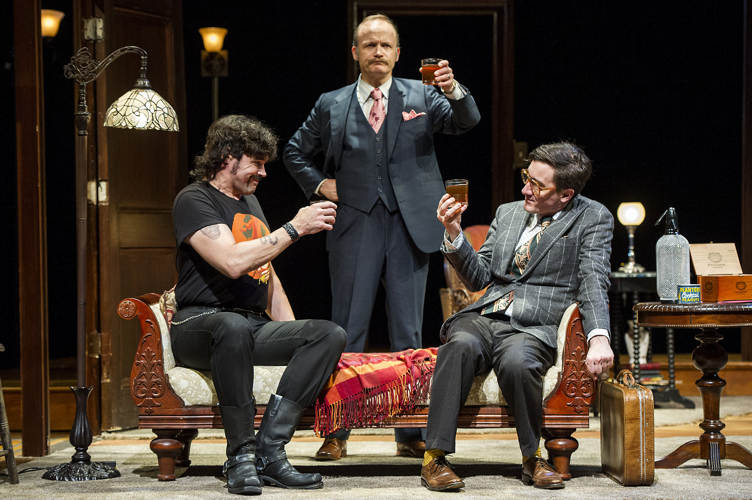 Matthew Greer, Richard Hollis and Carson Elrod in BSC's TAKING STEPS, Photo by Daniel Rader.jpg