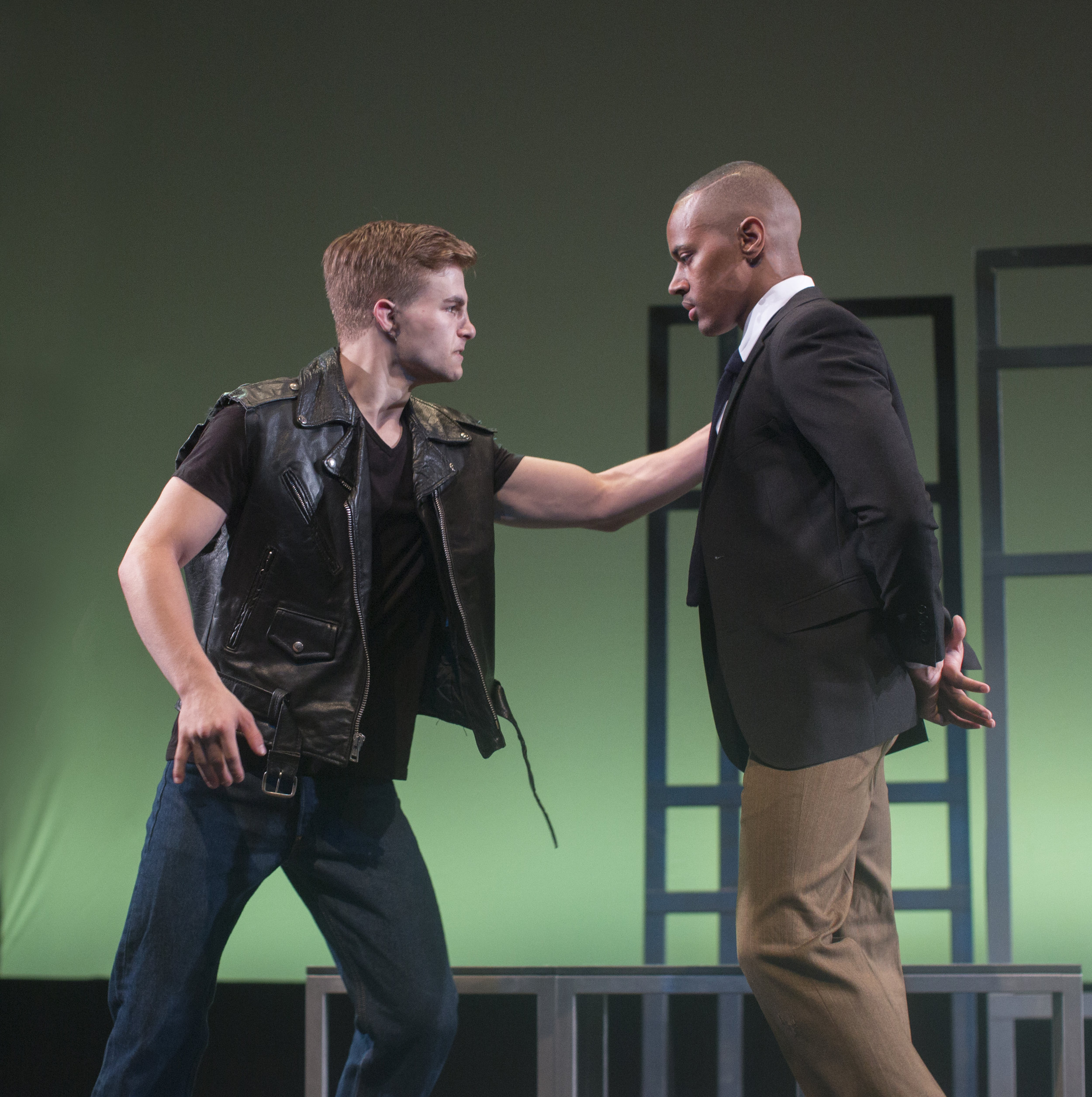Michael Nigro and Anthony Chatmon II in FREEDOM RIDERS at NYMF 2017 - photo by Mia Winston.jpg