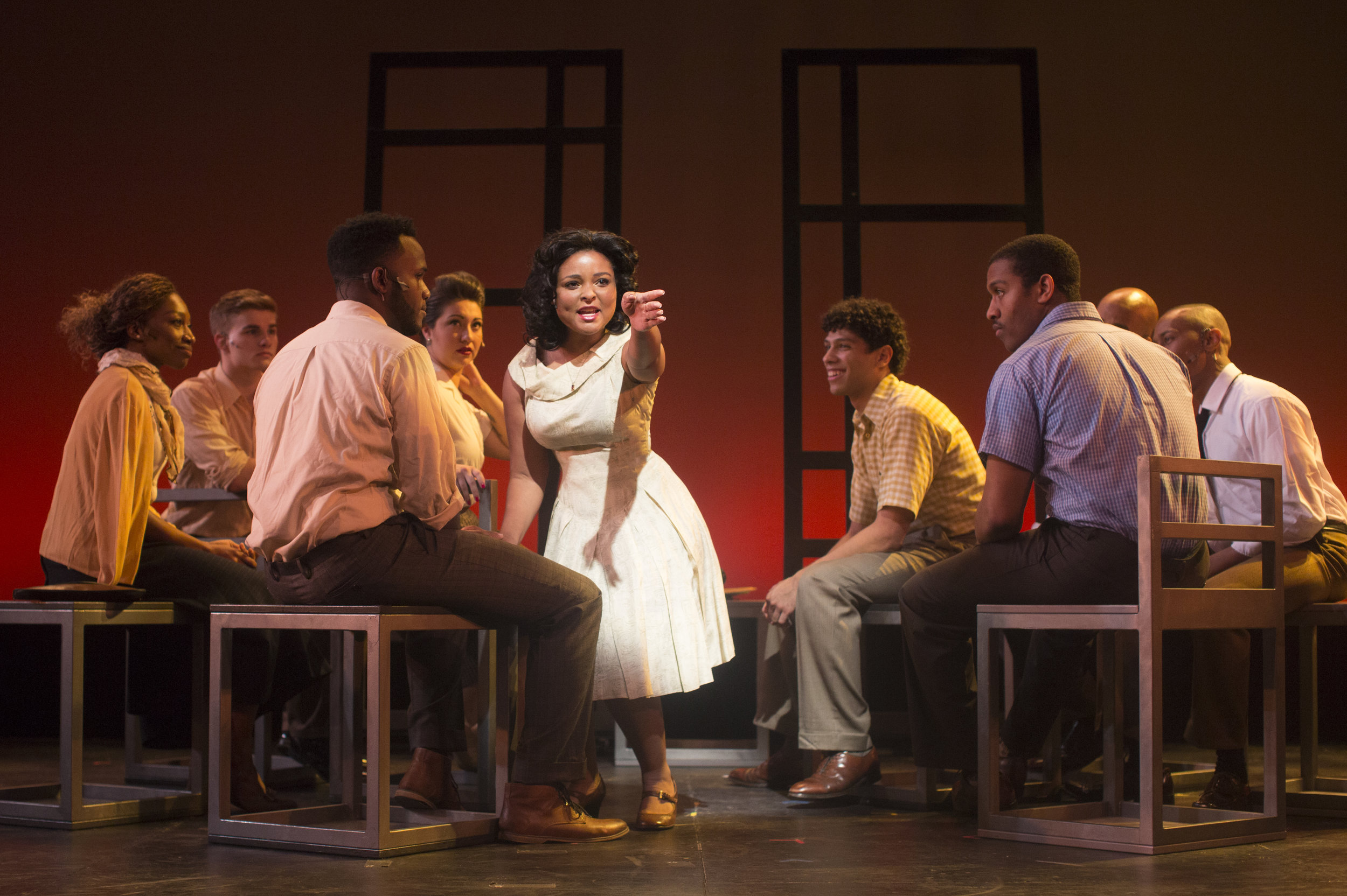 Brynn Williams and Cast of FREEDOM RIDERS at NYMF 2017 - photo by Mia Winston.jpg