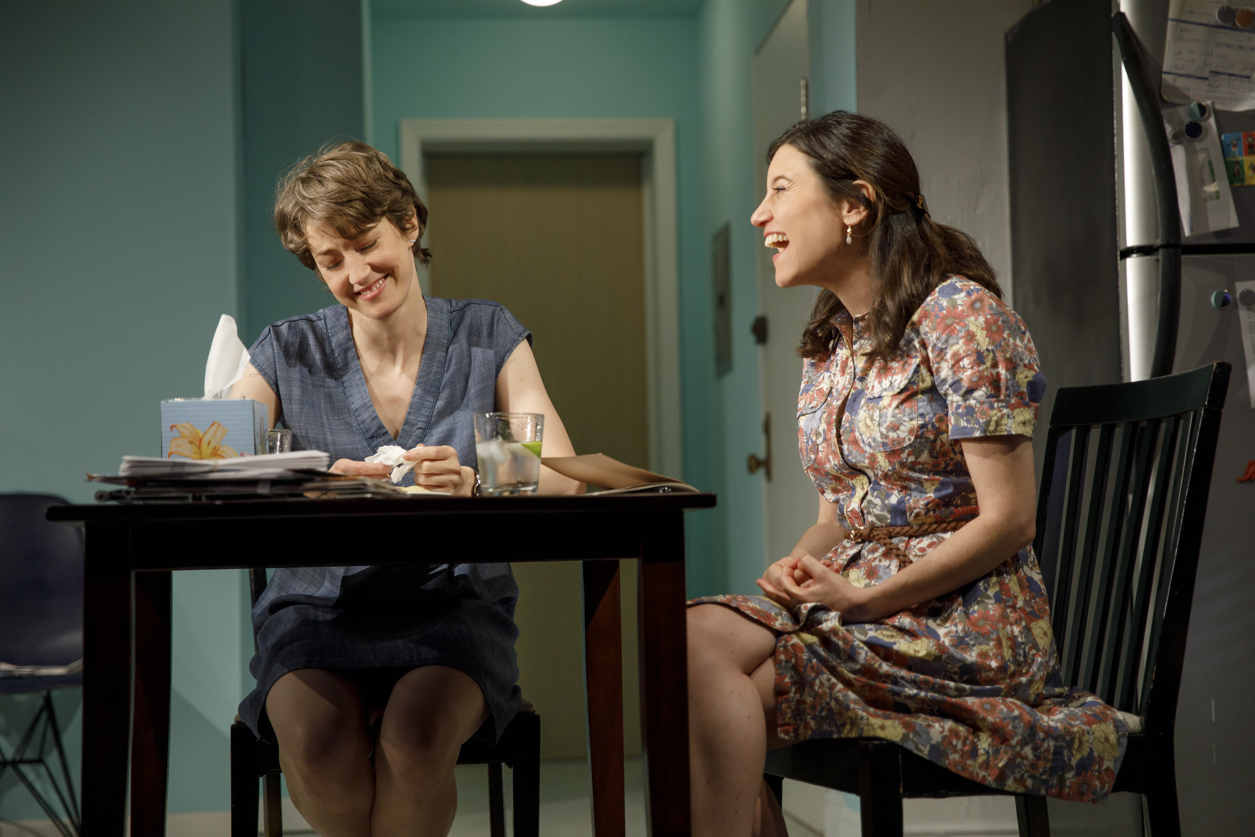 Carrie Coon & Susan Pourfar in MARY JANE at New York Theatre Workshop, Photo by Joan Marcus.jpg