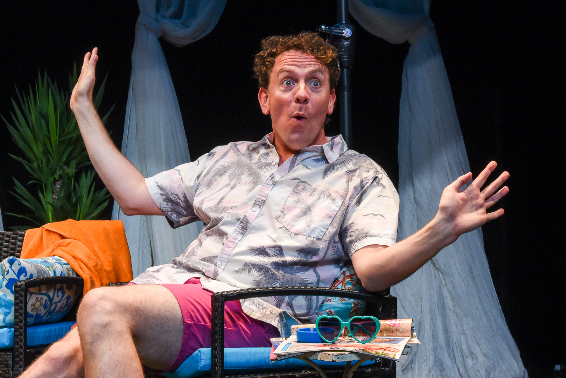 Bright Colors And Bold Patterns,  Actor-Playwright Drew Droege, photo by Russ Rowland(2).jpg