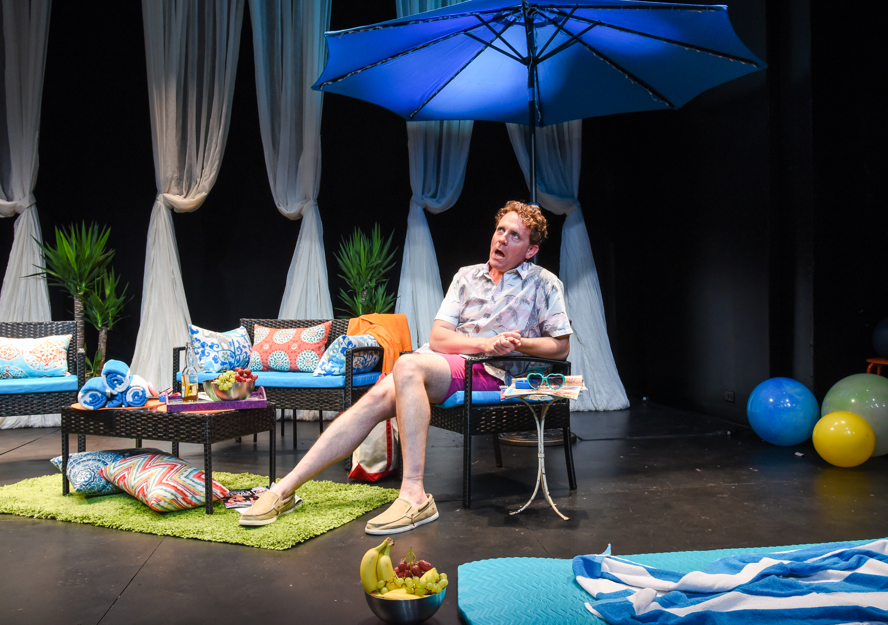 Bright Colors And Bold Patterns,  Actor-Playwright Drew Droege, photo by Russ Rowland(3).jpg