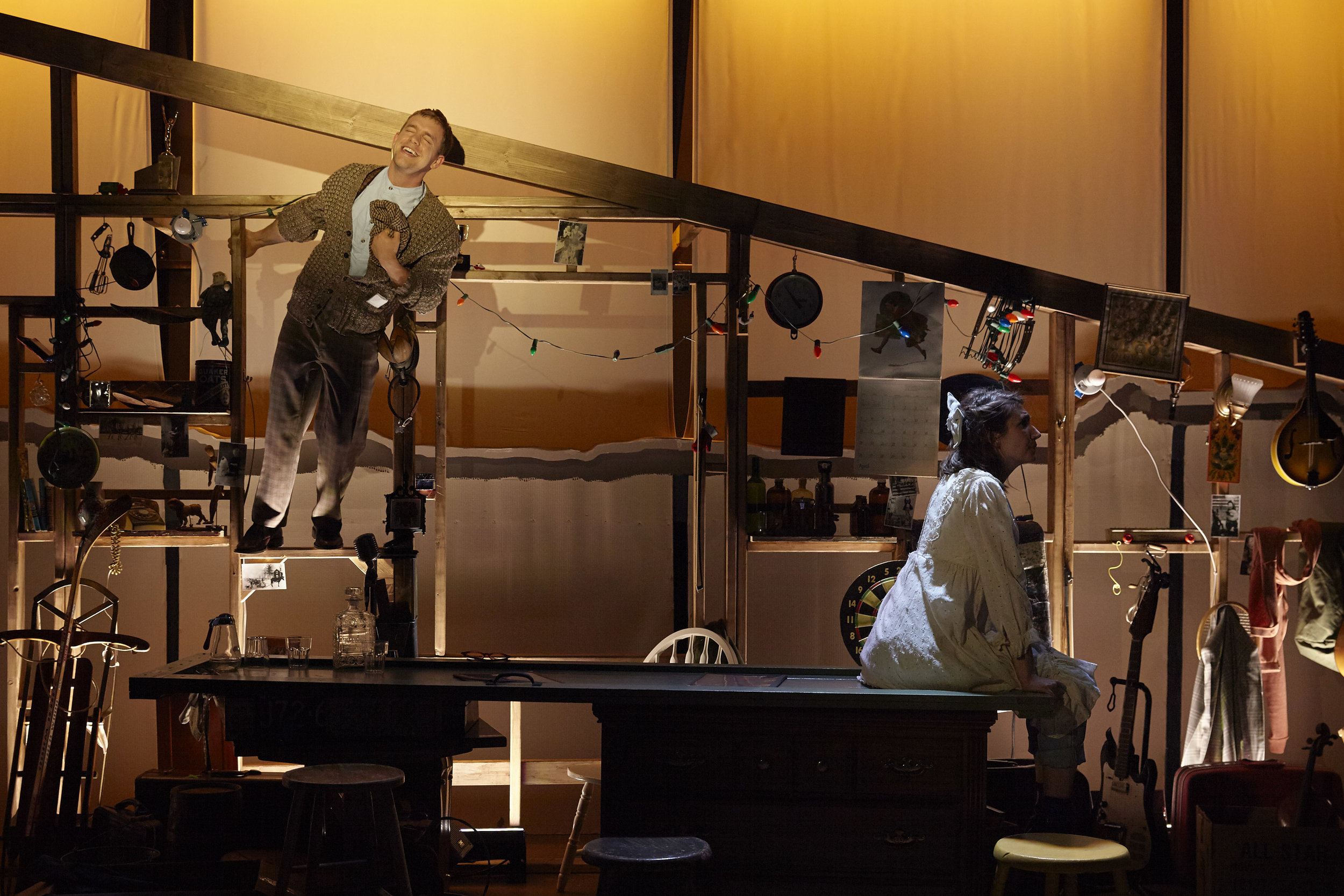 Dan Tracy & Lena Hudson in Pipeline Theatre Company's FOLK WANDERING, Photo by Suzi Sadler.jpg