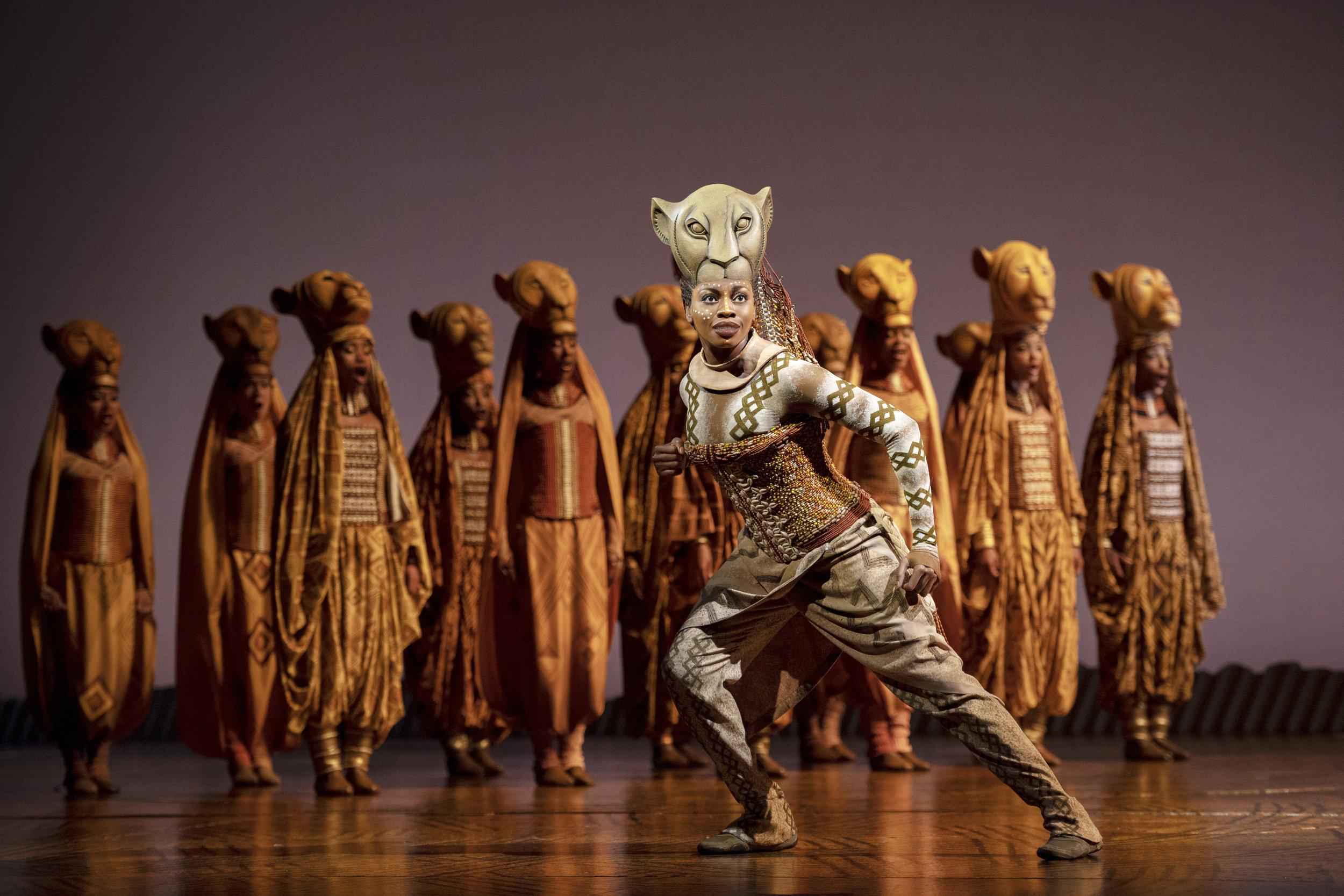 Adrienne Walker as Nala and Ensemble. Photo by Deen van Meer.jpg