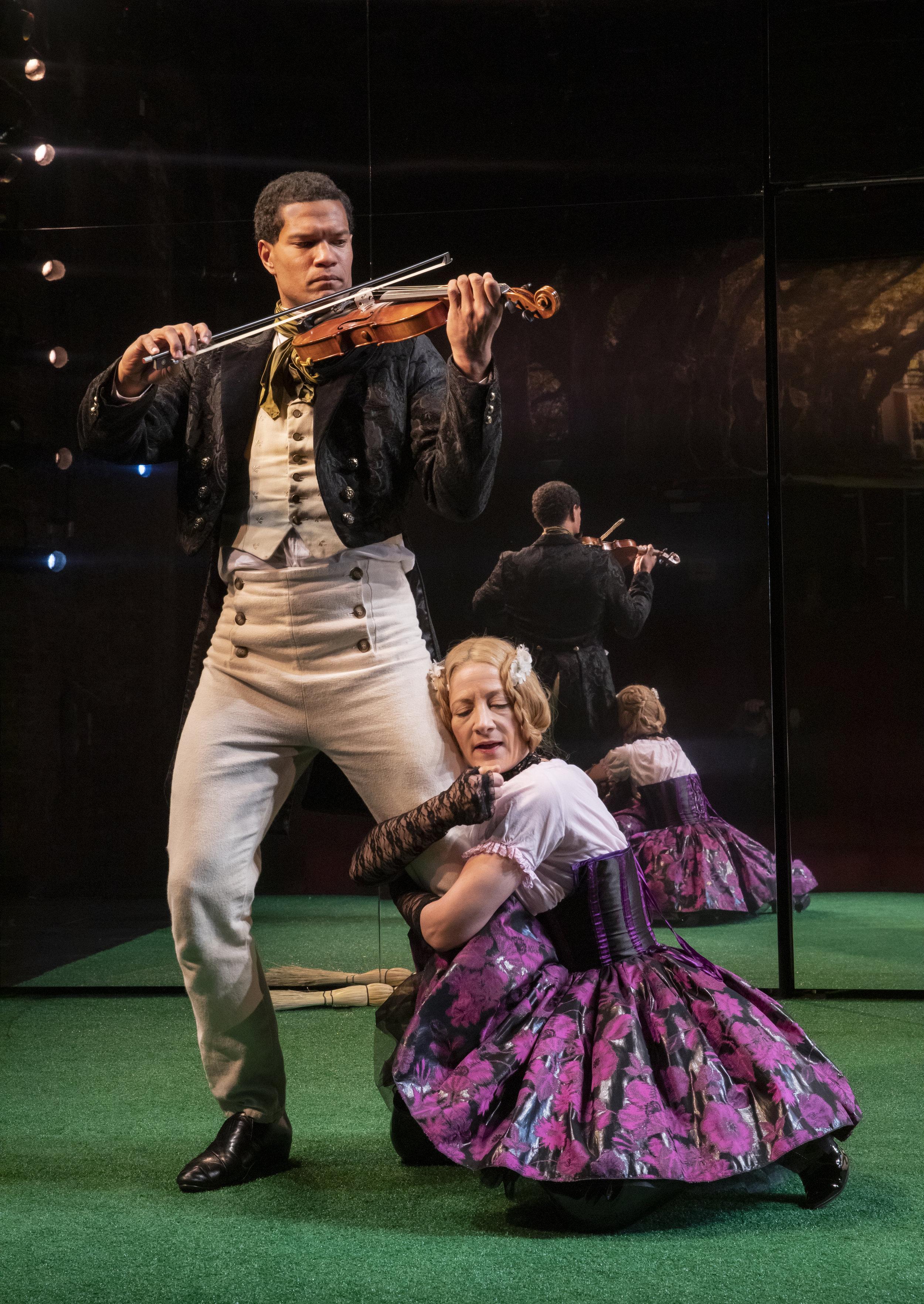 Sullivan Jones and Annie McNamara in the New York Theatre Workshop production of SLAVE PLAY - photo by Joan Marcus (1).jpg