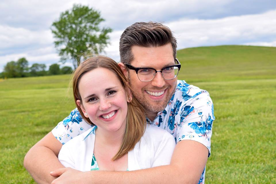 Stacy and Ethan, May 2017