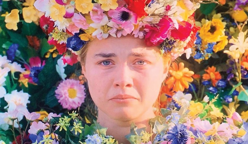 Florence Pugh in Midsommar (A24)