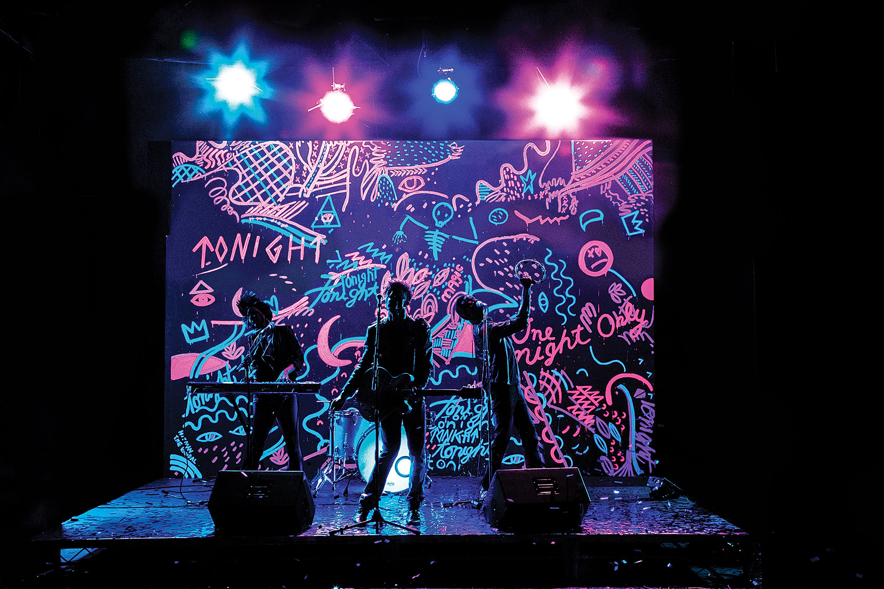 Smirnoff Midnight Circus: The Show