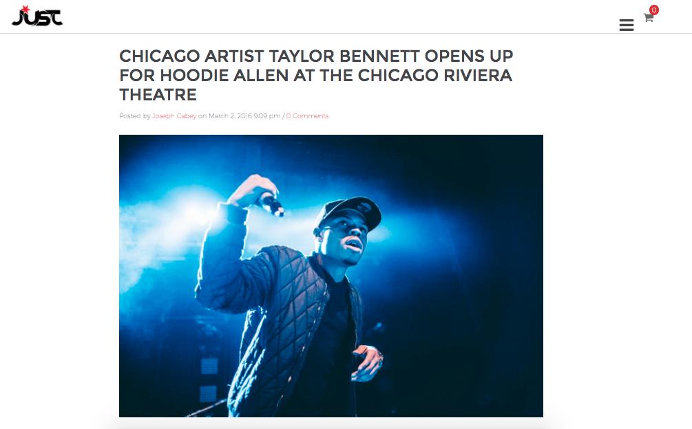 Just Chicago - 2016