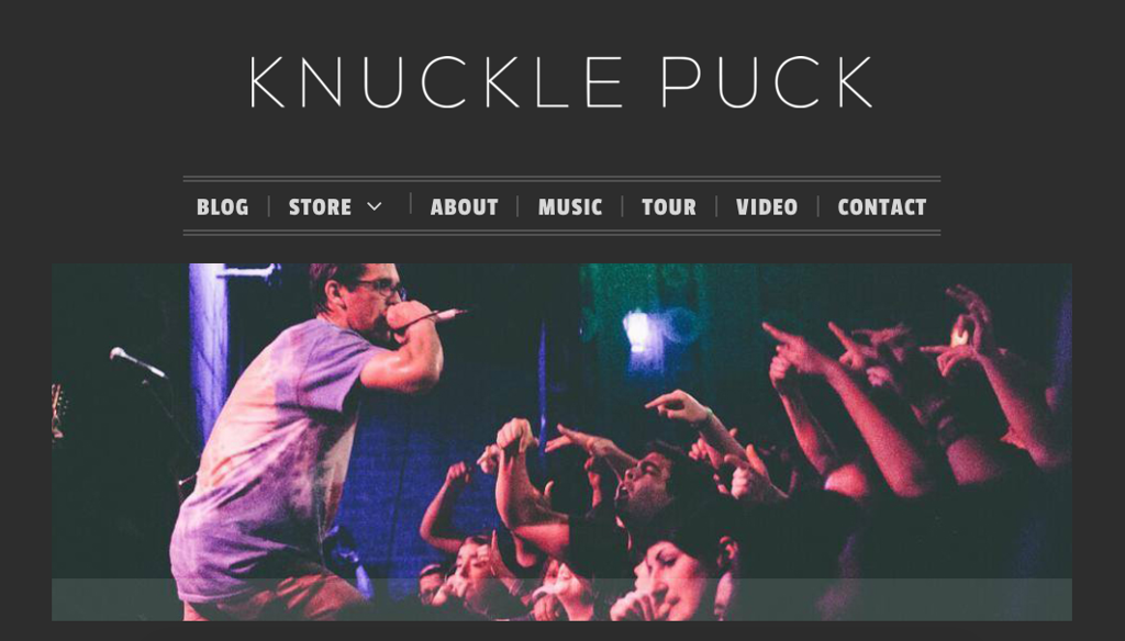 Knuckle Puck - 2014