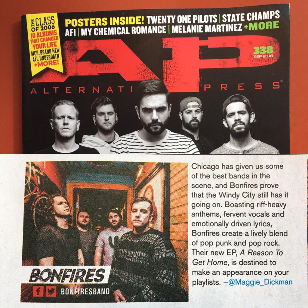 Alternative Press - 2016