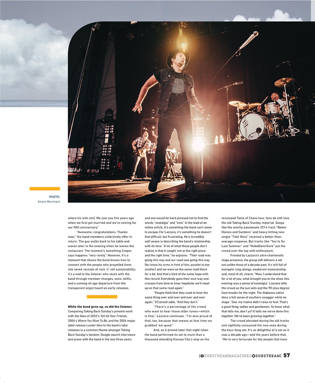 Substream Magazine - 2016