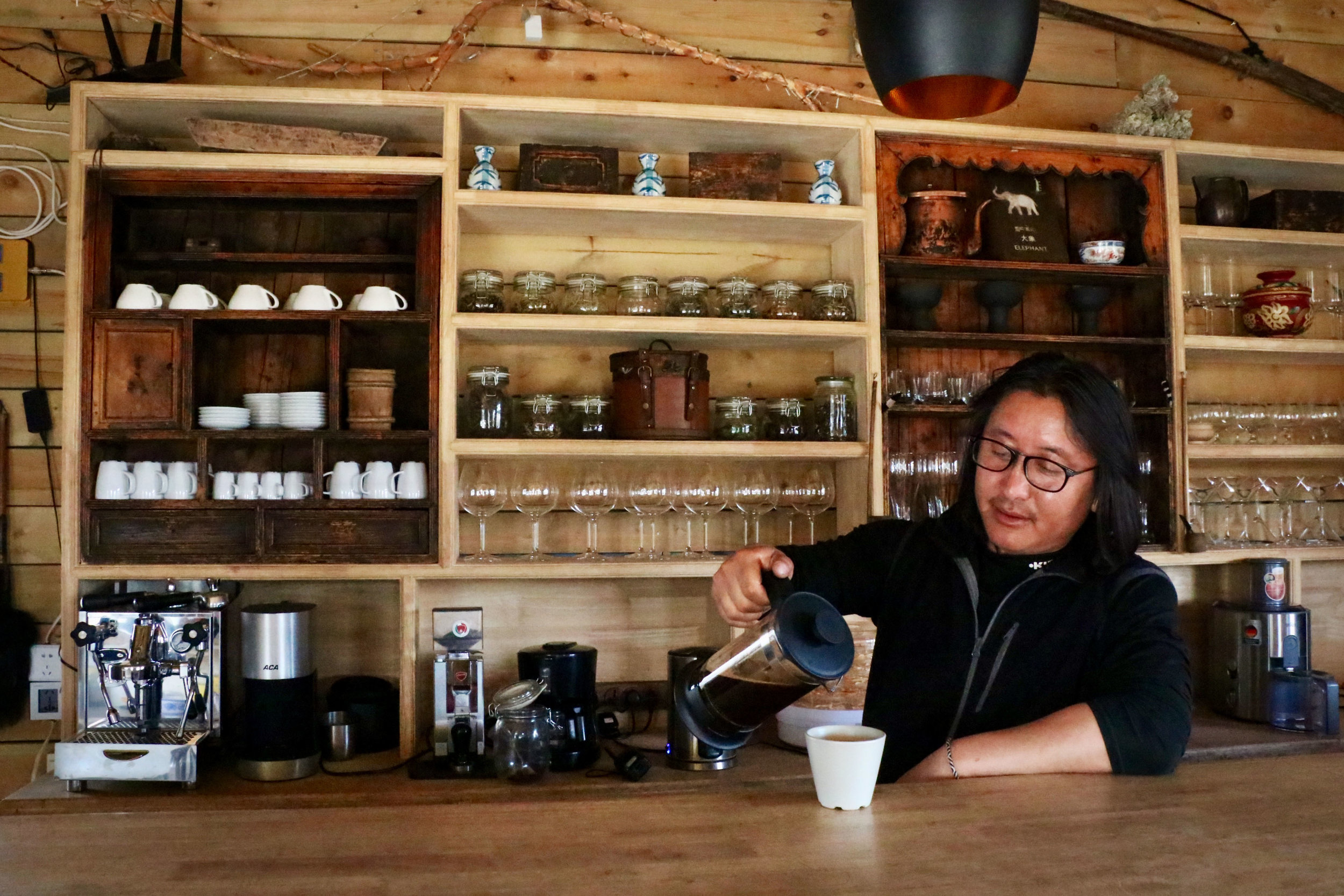 Bar with Jamyang Pouring Coffee.jpg