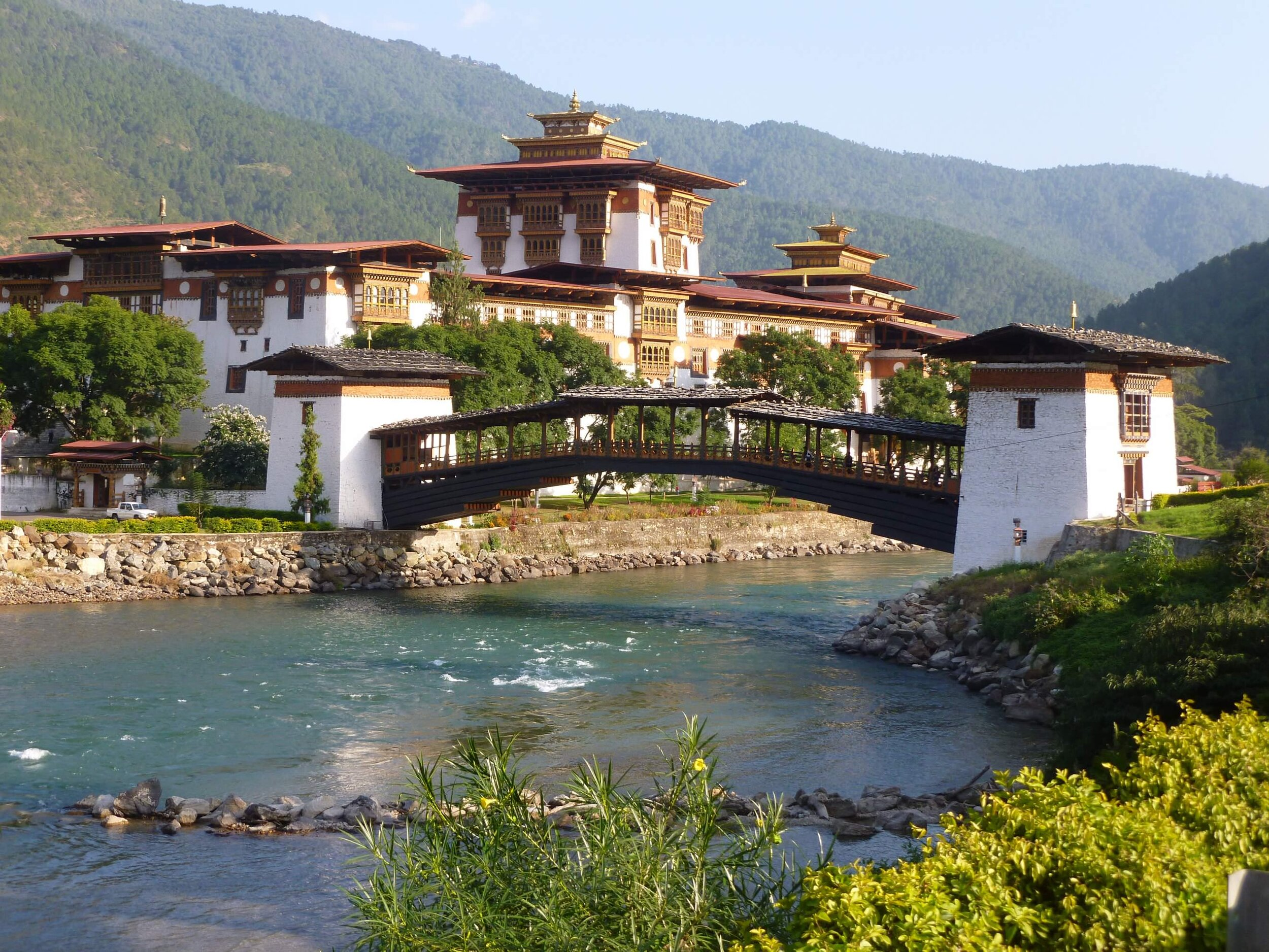 Spirit of Bhutan - from US$3,195 pp