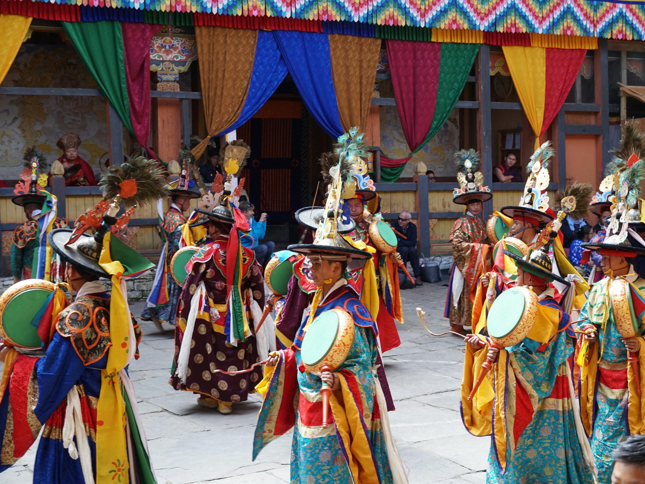 Bhutan Festivals - enquire for price