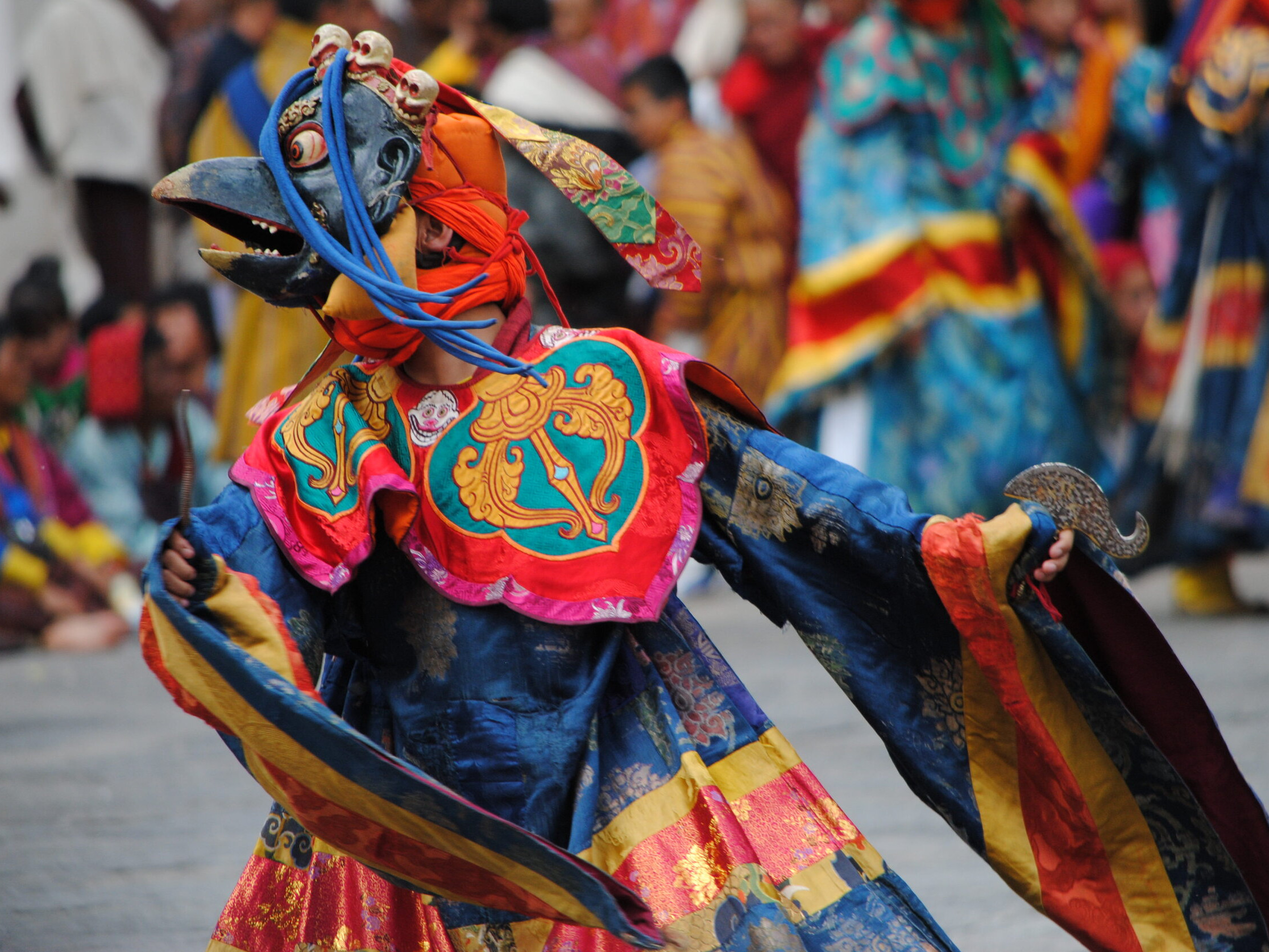 Paro Festival Journey - from US$2,845 pp