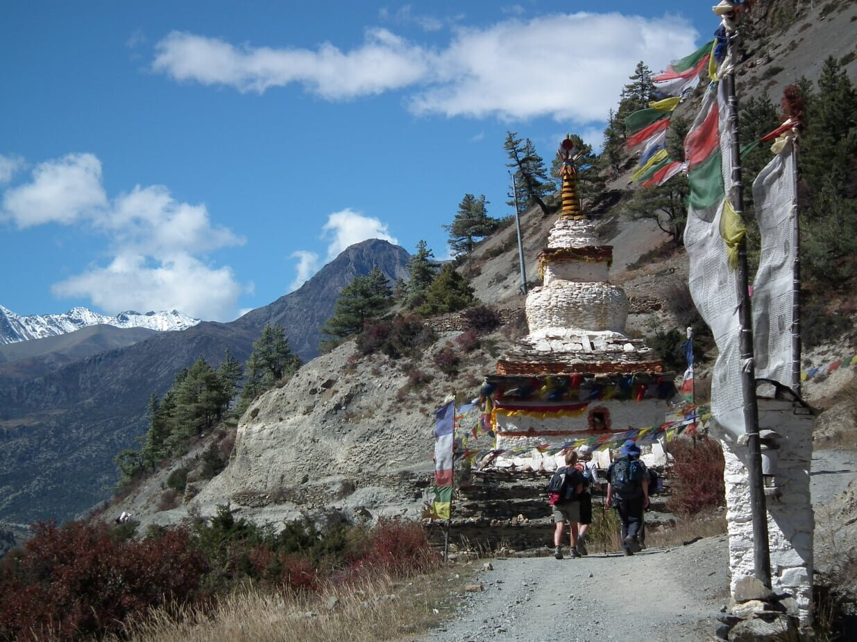 Annapurna Circuit - from US$1,880 pp