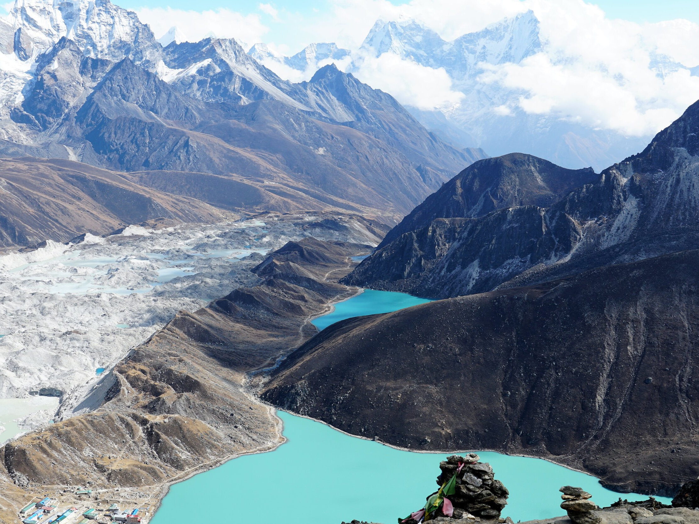 Gokyo Lakes & Beyond - from US$1,815 pp