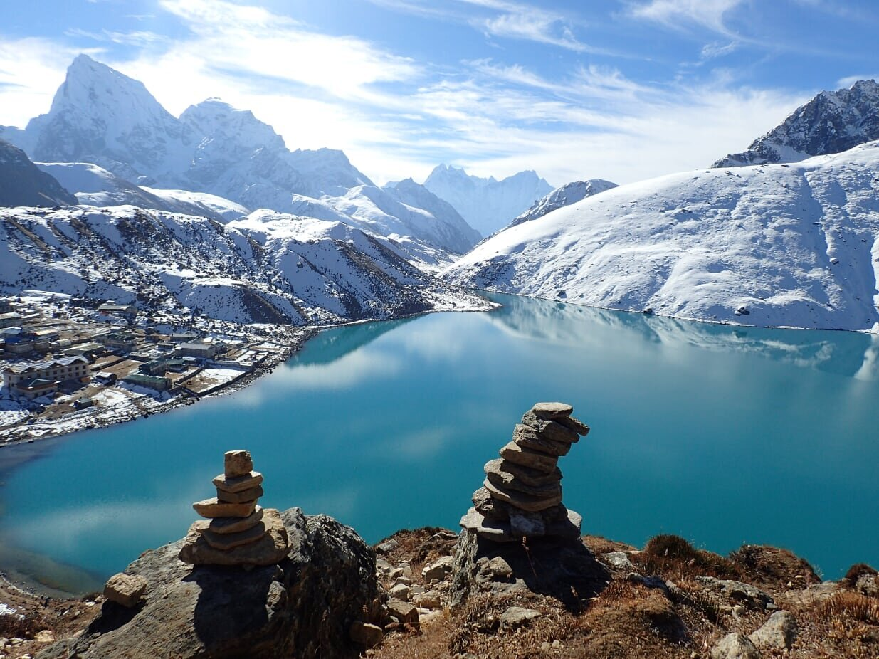 Gokyo Lakes & Everest Base Camp - from US$2,200 pp