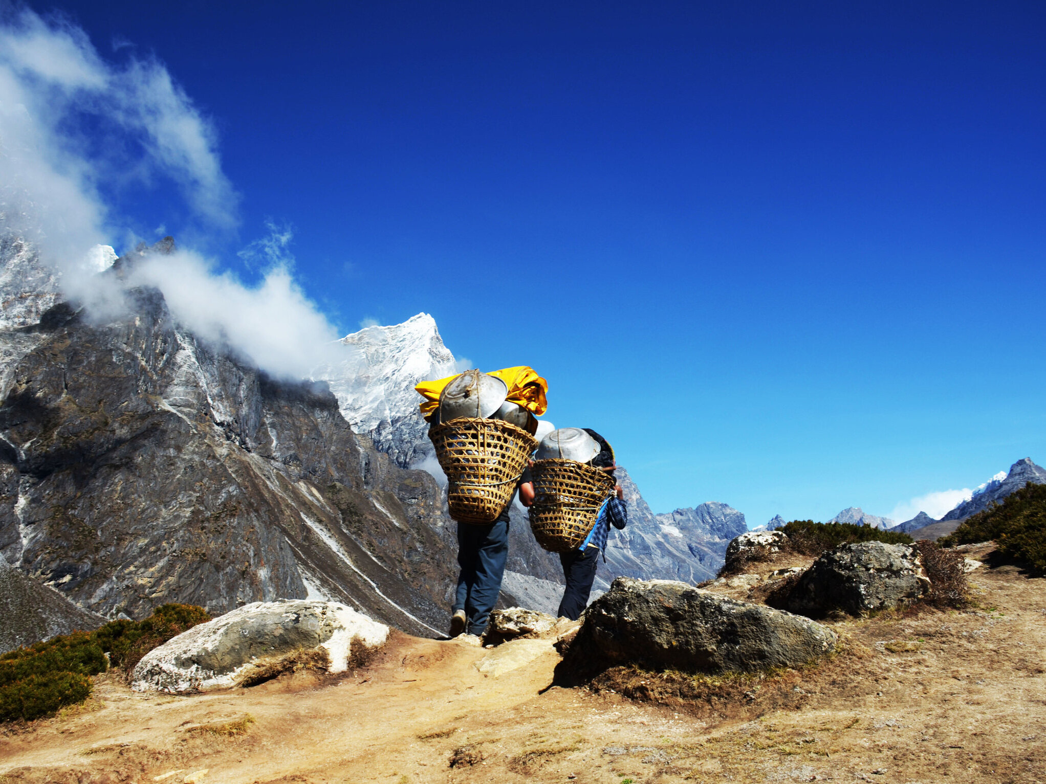 Everest Base Camp - from US$1,995 pp