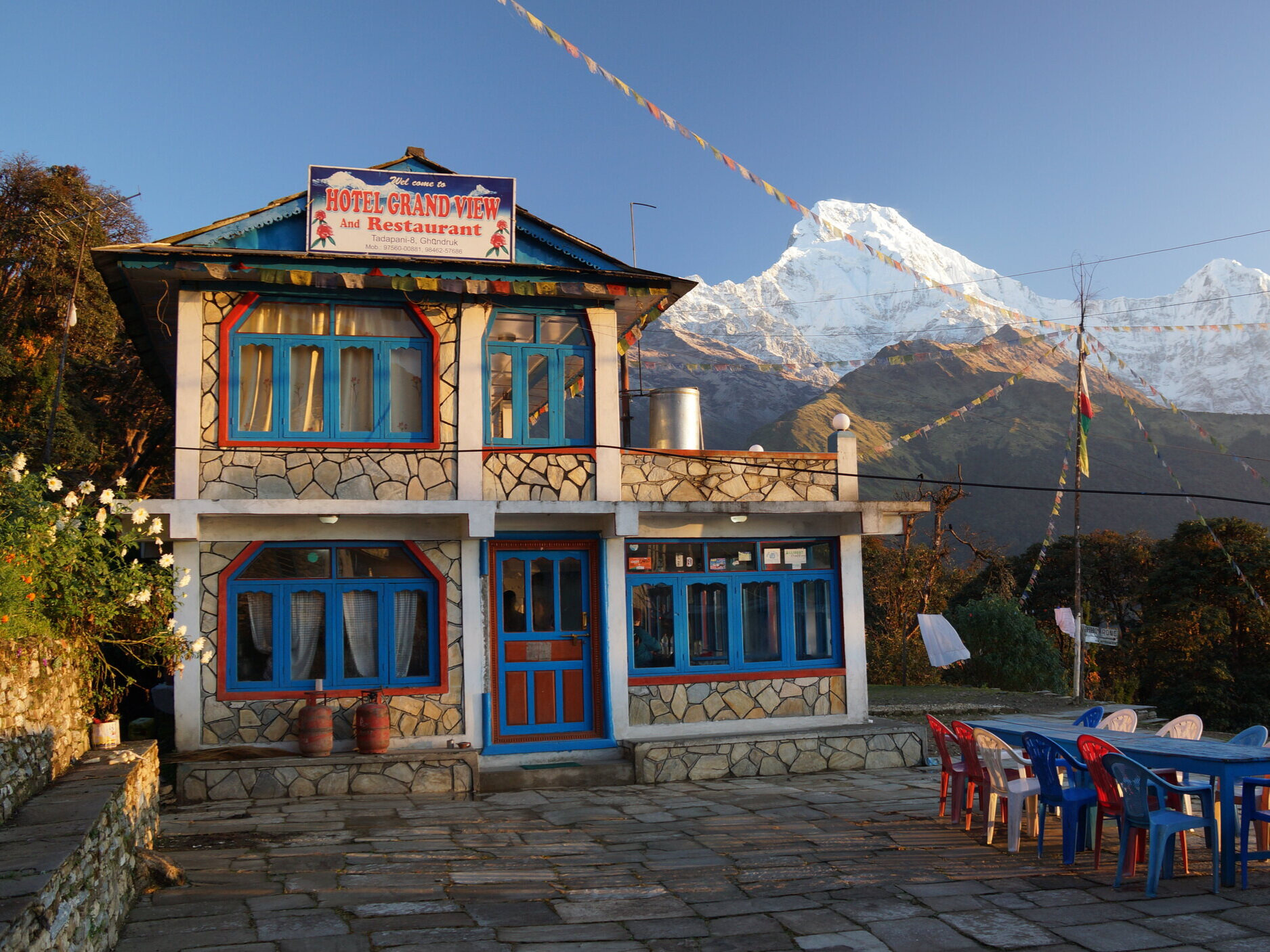 Annapurna Panorama - from US$595 pp