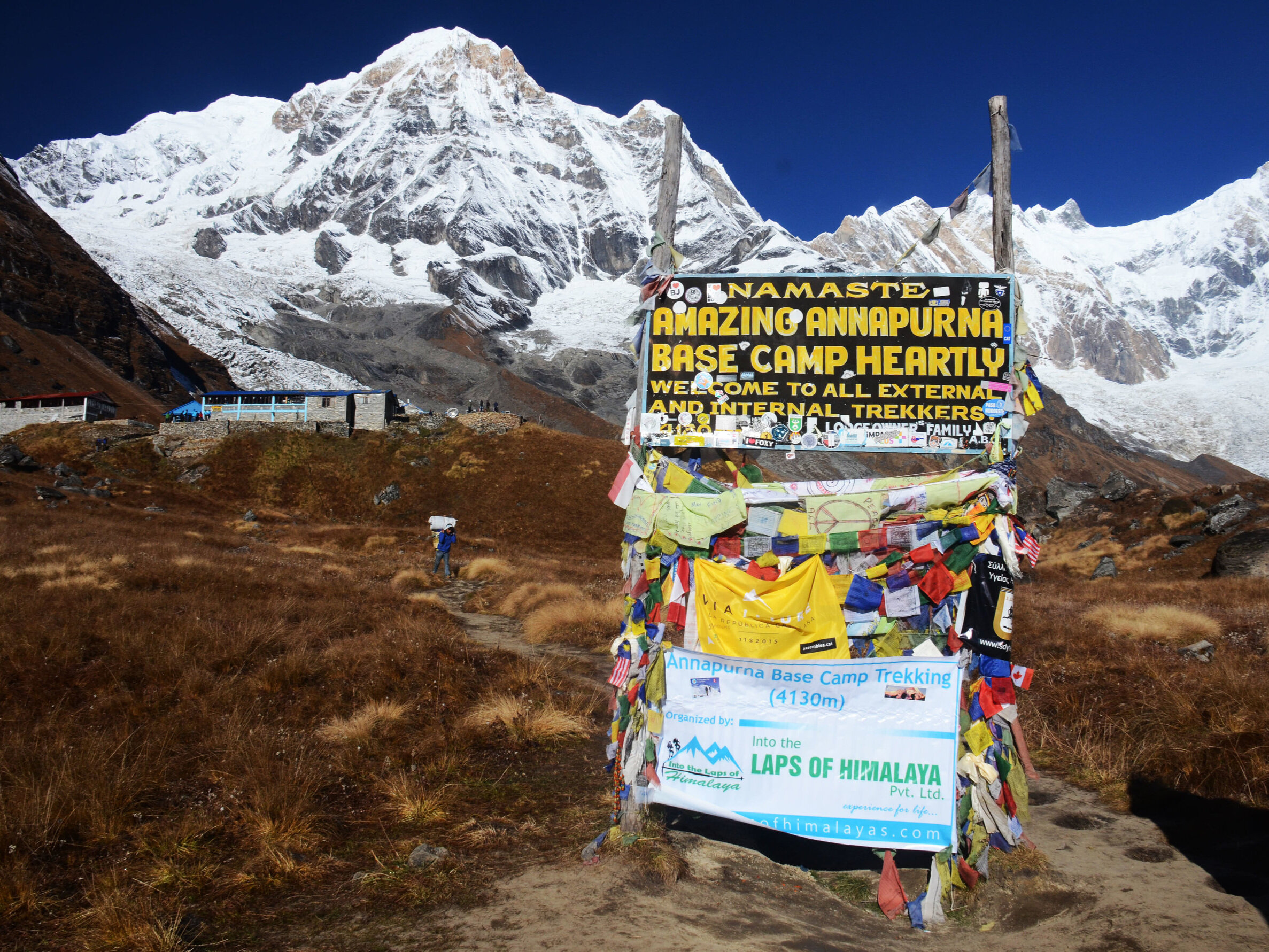 Annapurna Base Camp - from US$895 pp