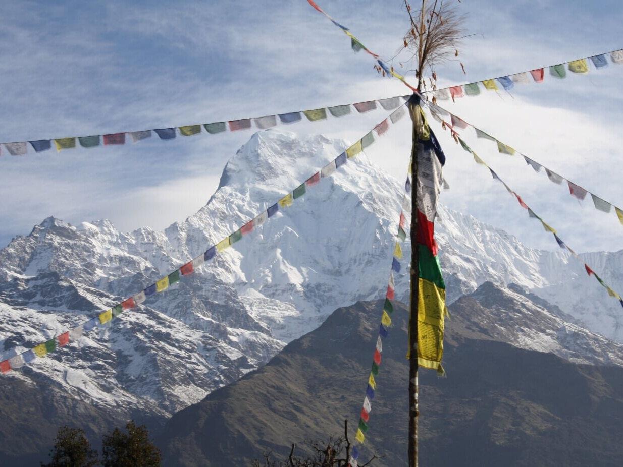 Mardi Himal Trek - from US$895 pp