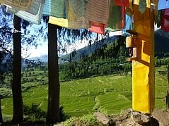 Western Bhutan Walking Holiday - from US$3,195