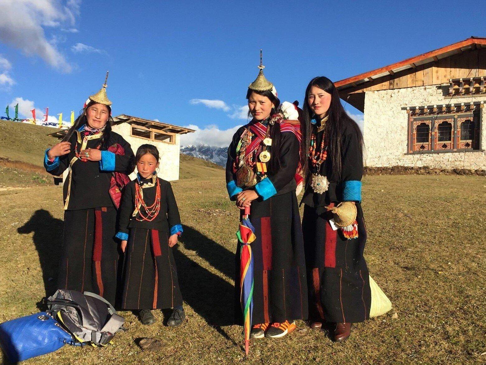 Laya Gasa Trek, Bhutan - from $US$5,460 pp
