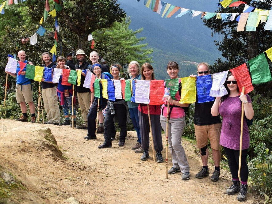 Western Bhutan Walking Holiday - from US$3,195 pp