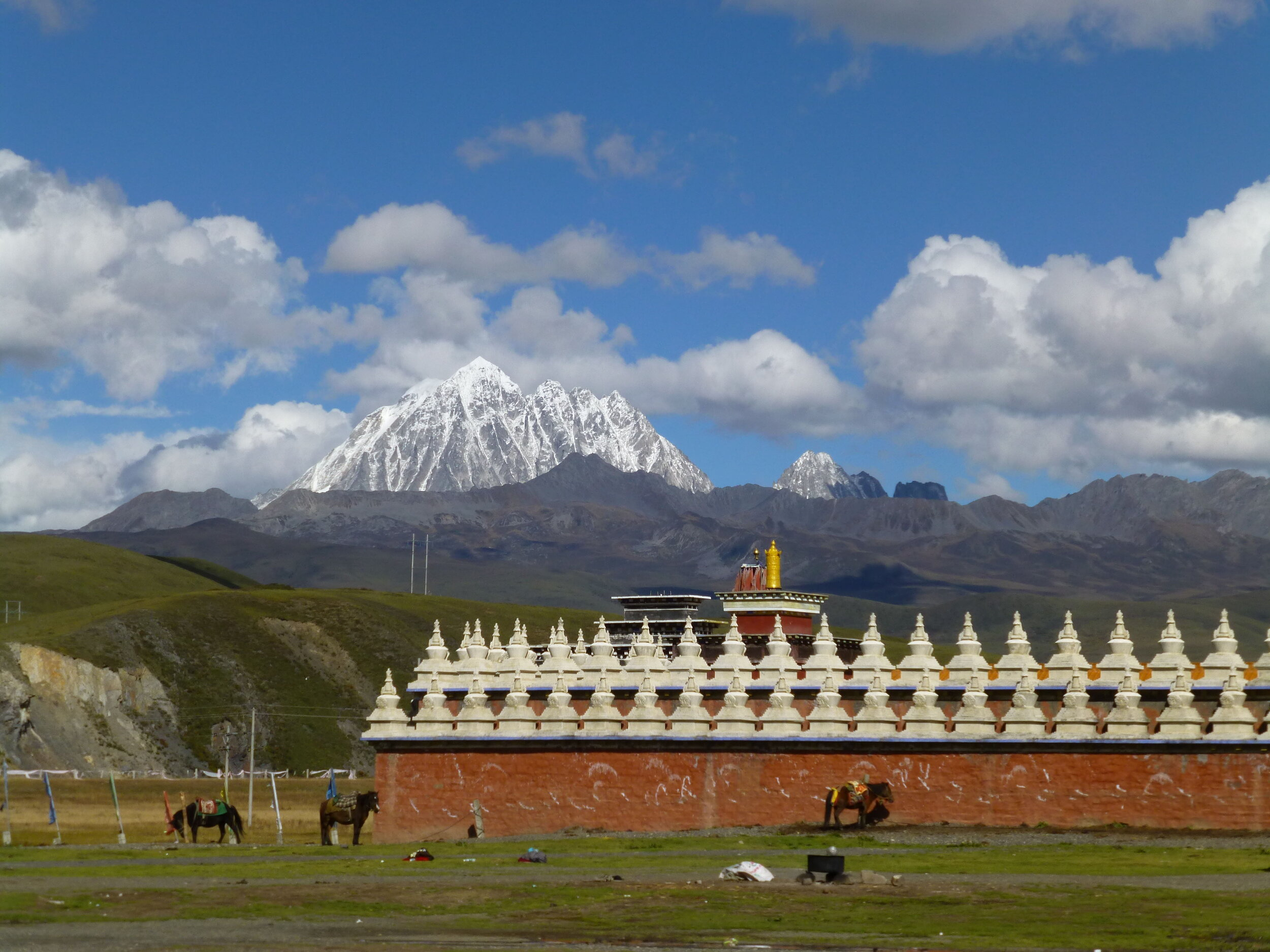 Mountains, Myth & Magic, Tibet -