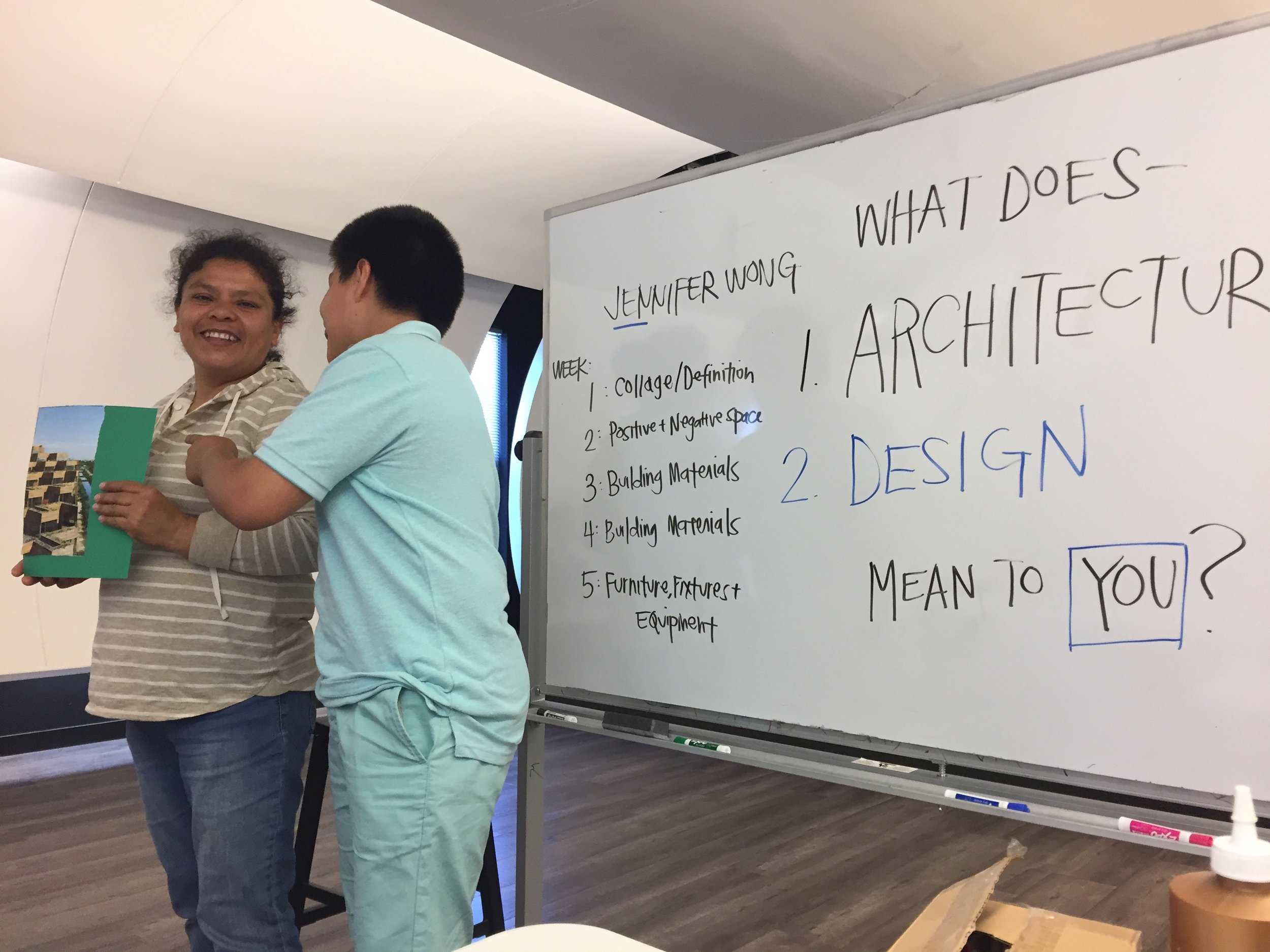Week 1 - What does Architecture and Design mean to you?