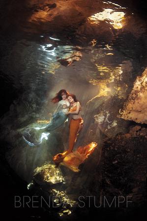 Brenda Stumpf Mermaids in Meixco.jpg