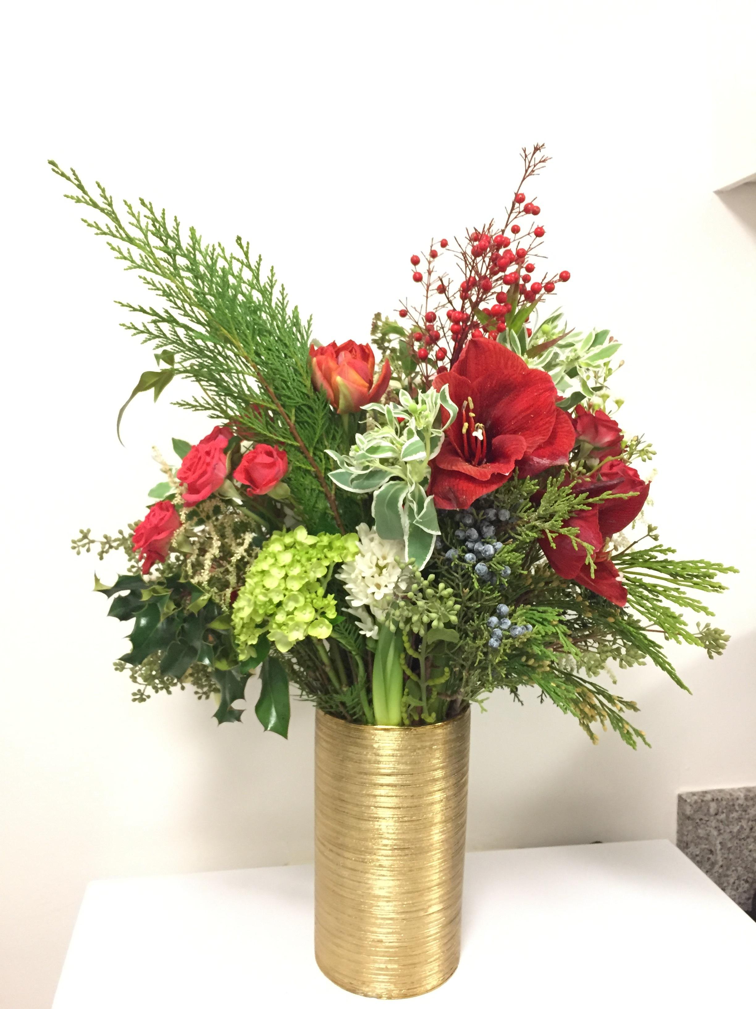 Domonique Rose Floral Design - Holiday3
