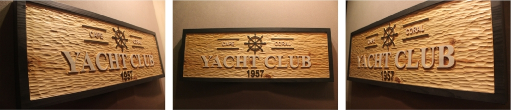 Custom Yacht Signs, Boat Signs, Nautical Signs, Ship Signs by Fox Wood Signs