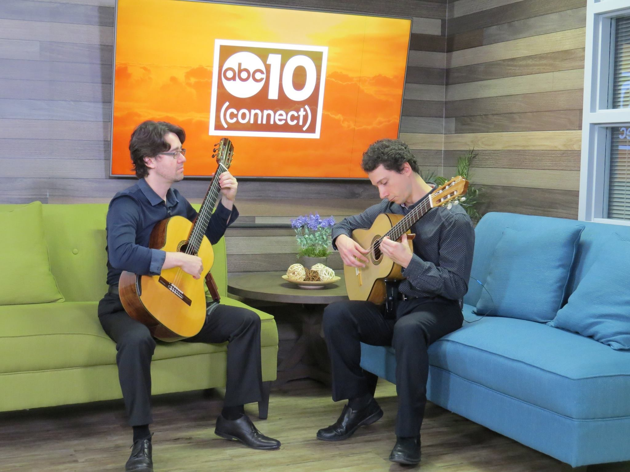 With Grisha Goryachev on ABC network