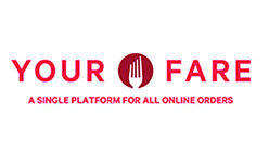 Your Fare  is an online ordering management platform for restaurants.