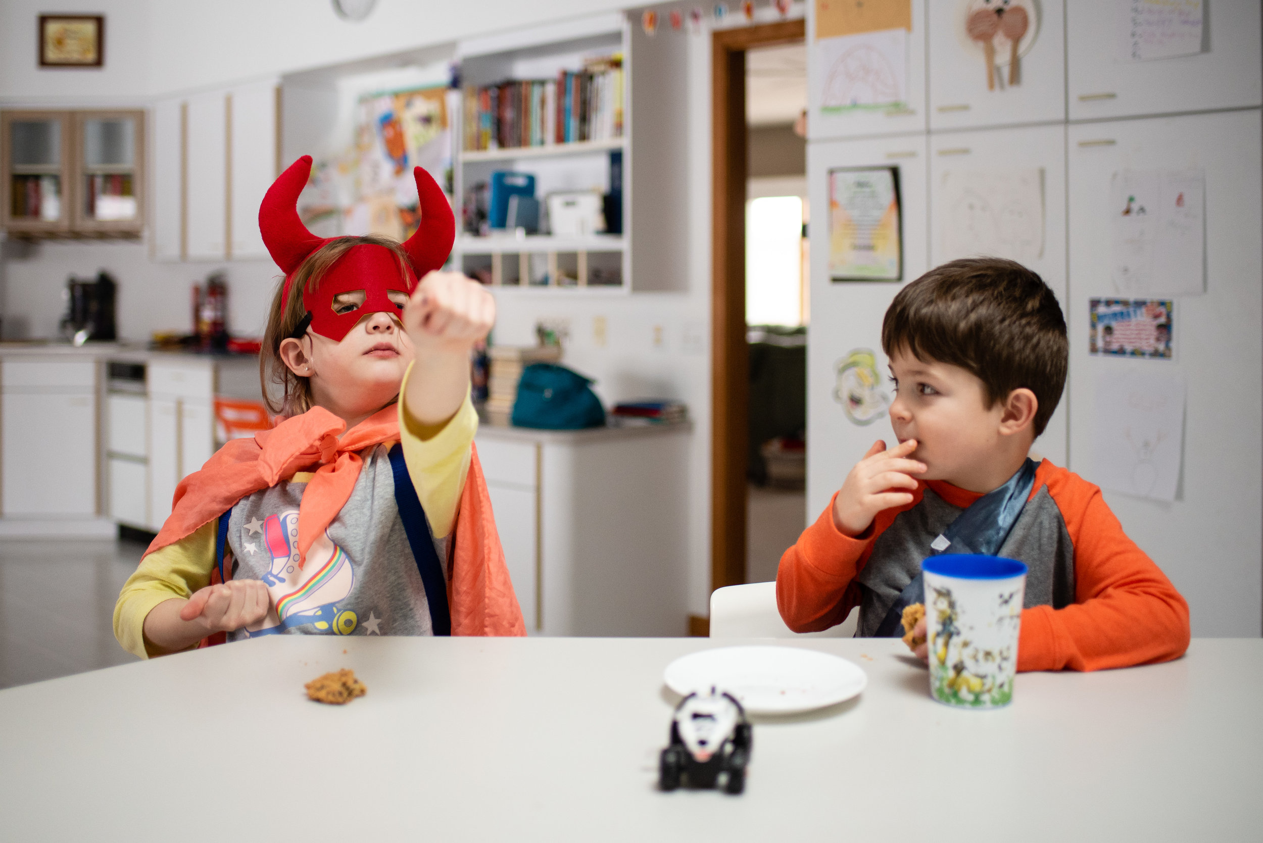 children in costume kitchen counter.jpg