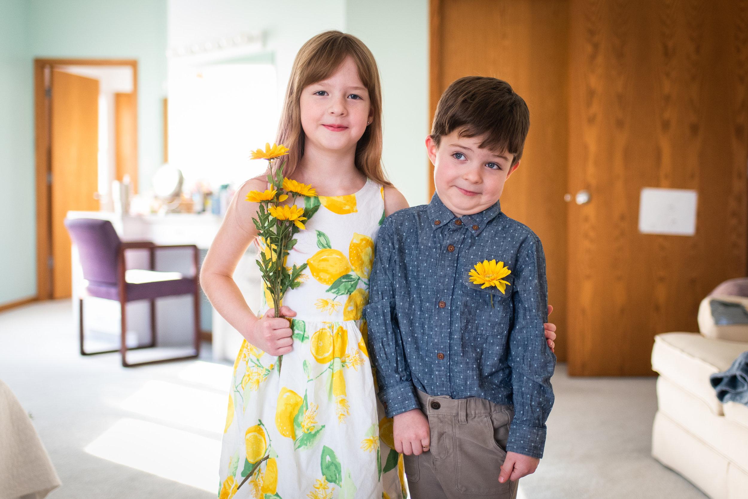 two children pretend wedding.jpg