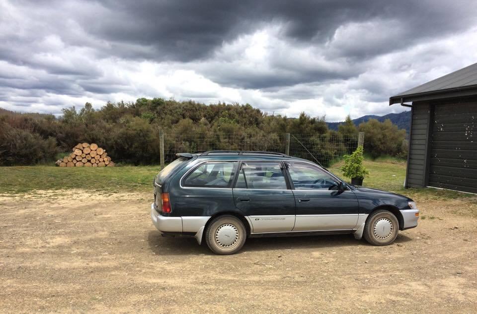 New Zealand Car