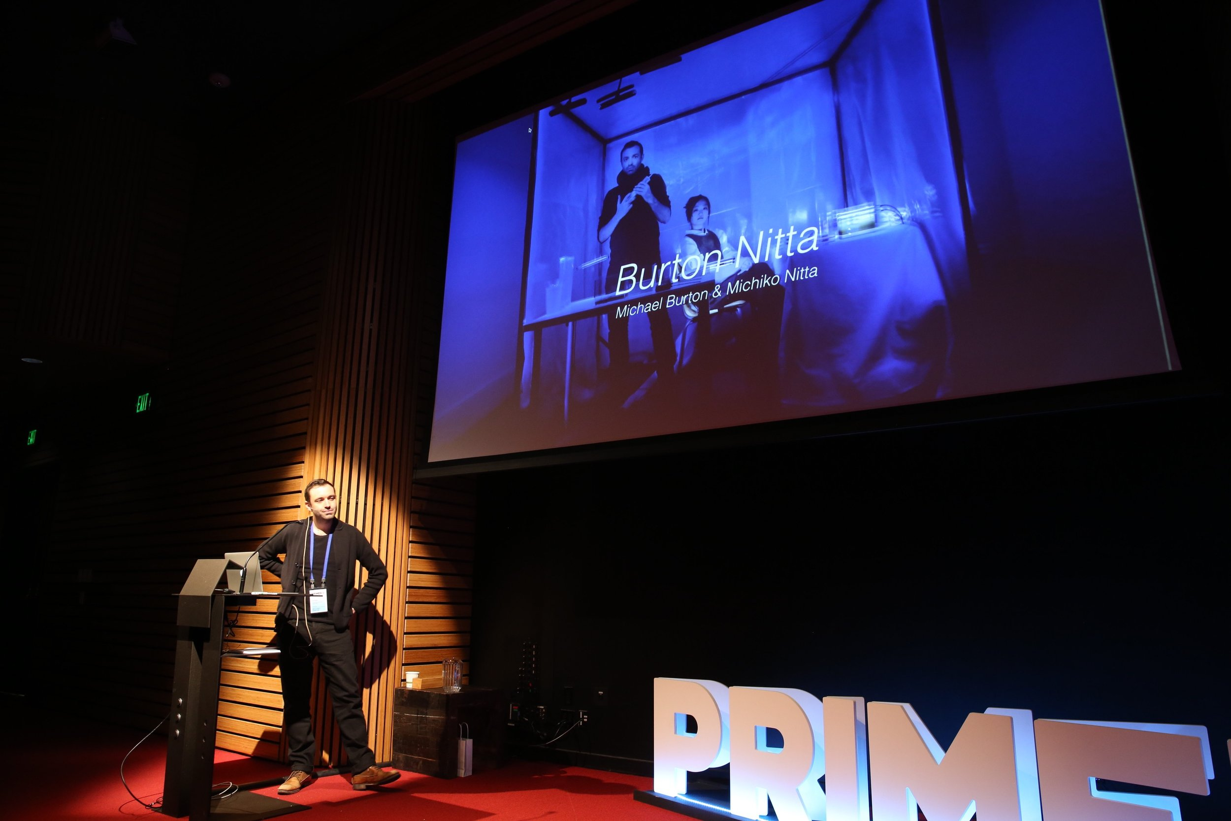 PRIMER - PRIMER is our annual conference in the US and Europe. It was created to prepare you for the future and to equip you to help shape it. We bring together the leading minds in futures design thinking and doing and exhibit work from all around the world. Learn more