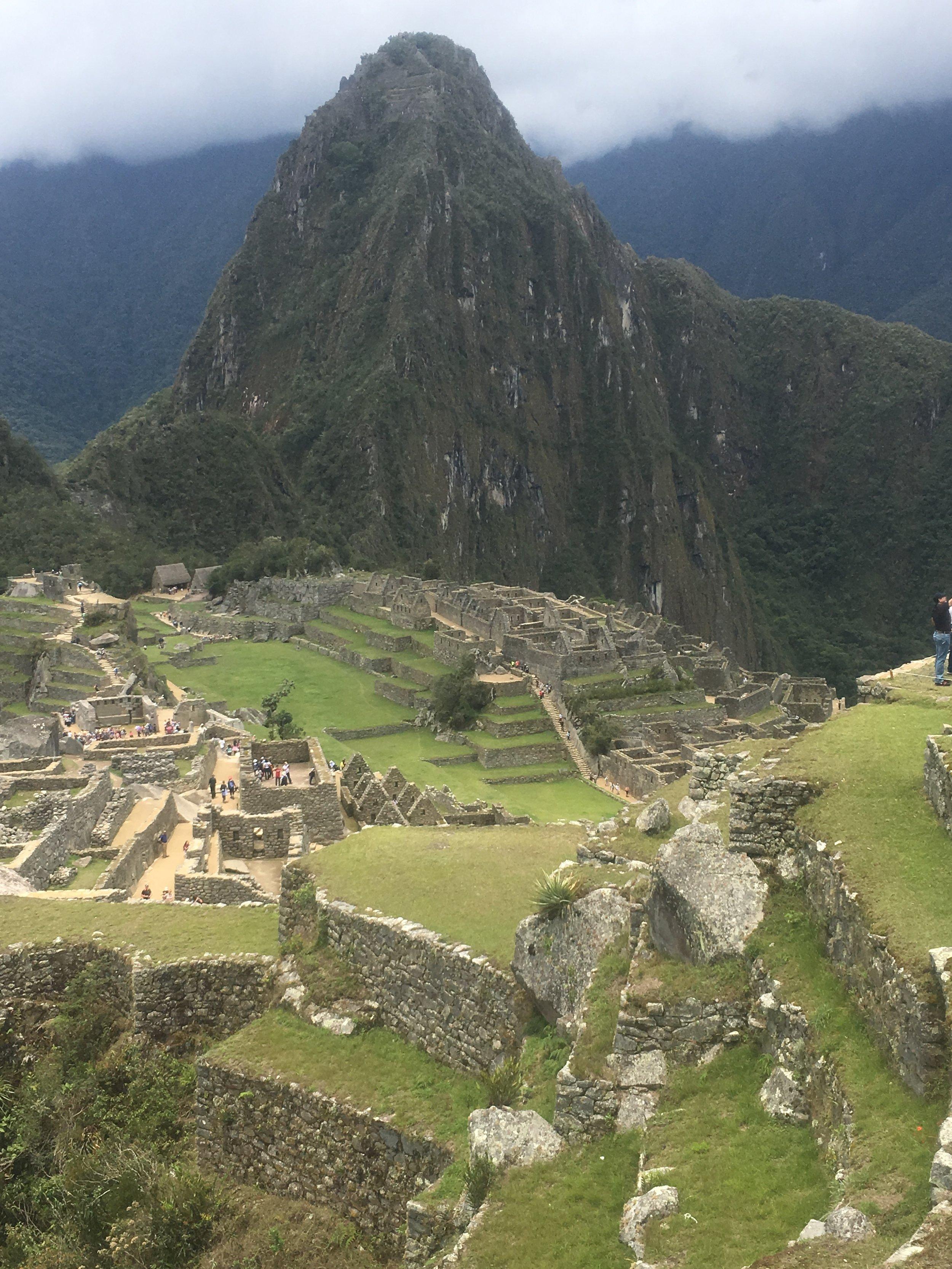Machu Picchu - November 2017